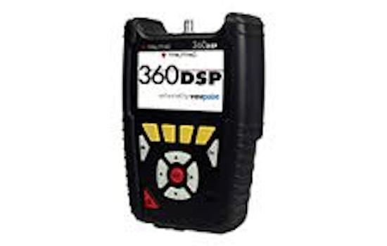 Sistema DSP con TDR (reflectómetro en el dominio de tiempo)