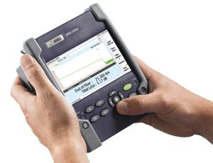 VIAVI Soluciones de pruebas y certificación para instaladores